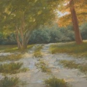 Path-in-The-Evening-Light