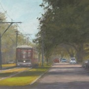 Street-Car-in-Afternoon-Light