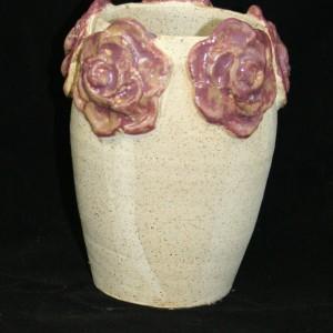 flowered-vase