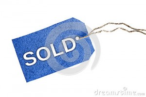 sold-word-blue-tag